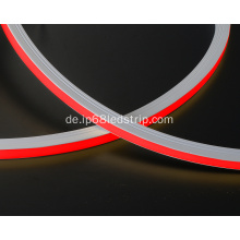 Evenstrip IP68 Dotless 1416 Red Top Bend Led Streifen Licht